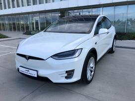 Tesla Model X, suv / off-road