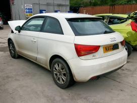Audi A1. Naudotos įvairių markių ir modelių