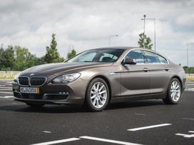 BMW 640 Gran Coupe, 3.0 l., kupeja (coupe)