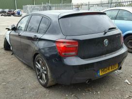 BMW 135. Bmw f20 135m 2014m   m galininis bamperis