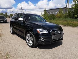 Audi SQ5, 3.0 l., suv / off-road
