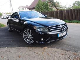Mercedes-Benz CL500, 5.5 l., kupė (coupe)