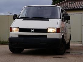 Volkswagen Transporter, 1.9 l., Минивэн