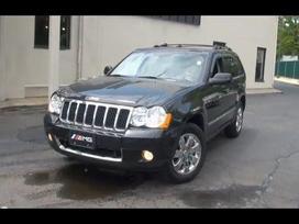 Jeep Grand Cherokee. Automobilių naudotos
