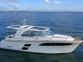 Marex 310 Sun Cruiser, jachtos / kateriai