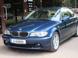BMW 330, 3.0 l., kupeja (coupe)