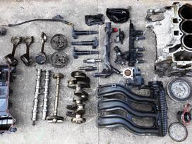 Peugeot 108 variklio detalės