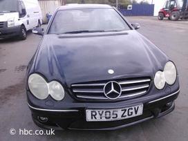 Mercedes-Benz CLK220 dalimis. *turime daugiau ardomų automobilių.