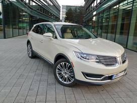Lincoln MKX, 3.7 l., visureigis
