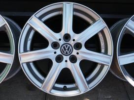 Volkswagen ORIGINAL GERMANY 2013', light alloy, R16
