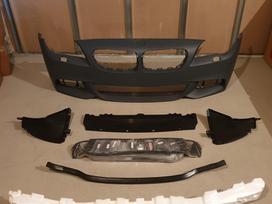 BMW 5 serija. Bmw f10, f11 lci m-sport priekinis buferis