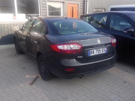Renault Fluence dalimis