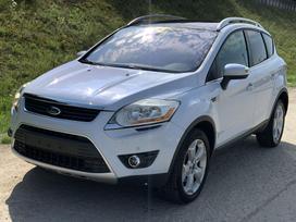 Ford Kuga, 2.0 l., visureigis