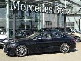 Mercedes-Benz S500, 4.7 l., kupė (coupe)