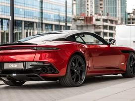 Aston Martin DBS, 5.2 l., Купе (coupe)