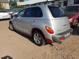 Chrysler PT Cruiser. Automobilių naudotos dalys ir supirkimas.