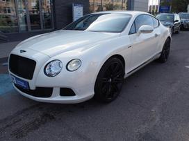 Bentley Continental, 6.0 l., kupė (coupe)
