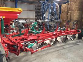 Kverneland EG 100, ploughs