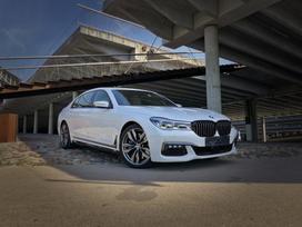 BMW 750, 4.4 l., saloon / sedan