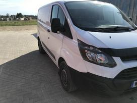Ford Transit Custom, cargo vans