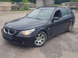 BMW 525. Taip pat yra daugiau bmw dalių. daugiau info tel.: