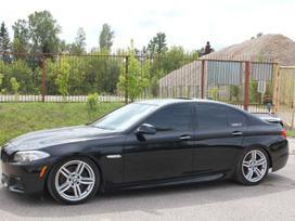 """BMW 5 serija. F10 550i """"m"""" 2011m. dalimis!  harman kardon"""