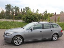 BMW 5 serija. E61lci 535d 2009m. dalimis!  logic7 garso sistema,