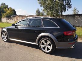 Audi A4 ALLROAD, 2.0 l., universalas