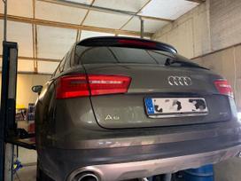 Audi A6 C5 C6 C7 orines pakabos remontas Kaunas