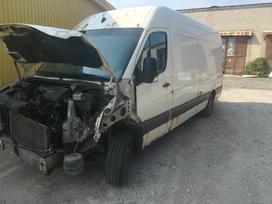 Volkswagen Crafter, 2.5 l., Коммерческий