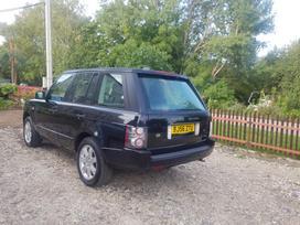 Land Rover Range Rover dalimis. Daug ardoma l322 dalimis.