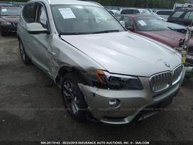 BMW X3 dalimis. Bmw x3 2011metu dalimis 3.5i 225kw n55b30