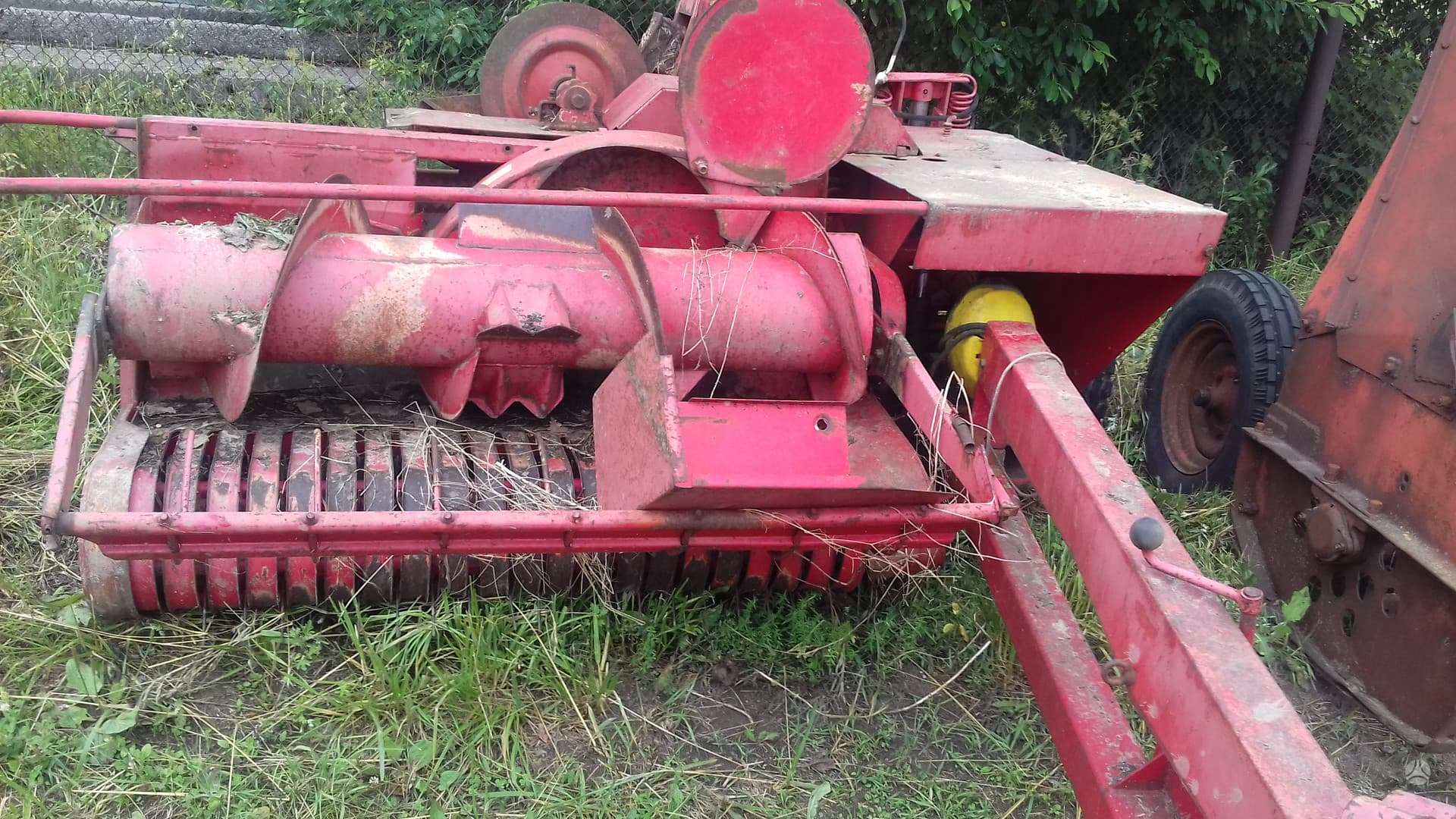 Taarup Taarup 106, hay mowers / conditioners   A5887921