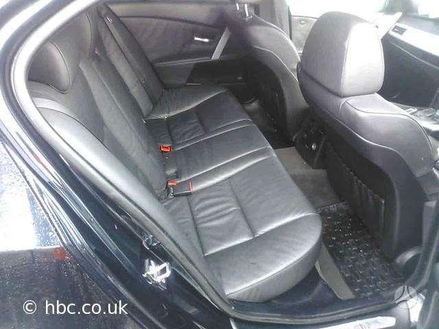BMW 535. Bmw 535 2006m 200 kw variklis, m apdaila rekaro salonas,