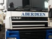 DAF 95xf, vilkikai