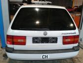 Volkswagen Passat dalimis. Europa iš šveicarijos(ch) возможна до