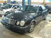 Mercedes-Benz E430. Variklio kodas  dėžės kodas: 722 623