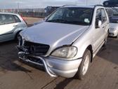 Mercedes-Benz ML270. Ml 270 cdi, lieti ratai , automatinė pavarų