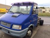 Iveco Daily 49-10, krovininiai mikroautobusai