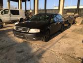 Audi A6. 4x4 qvatro