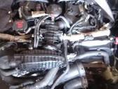 Jaguar S-Type. Tik variklis su pavaru deze,variklis ardomas