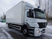 Mercedes-Benz Axor 1824, box trucks / box vans