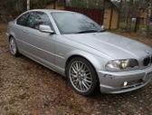 BMW 330 dalimis. Bmw e46 330ci coupe 2000m.  spalva: