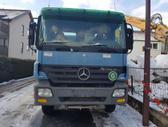 Mercedes-Benz Actros 4144, savivarčiai