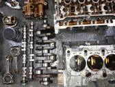 Volkswagen Passat dalimis. Alt variklio blokas, galva, velenas,