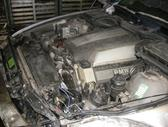 BMW 535. Bmw 535 1998m. 3.5 ltr variklis, lieti ratai,
