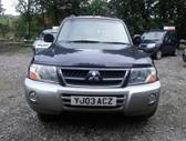 Mitsubishi Pajero dalimis. +37063056753 +37061450514 www.erneta