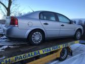 Opel Vectra. Automobilio dalis apžiūrėti ir įsigyti galite el.