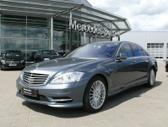 Mercedes-Benz S500, 5.5 l., saloon / sedan