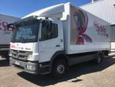 Mercedes-Benz Atego 1318, isothermal trucks